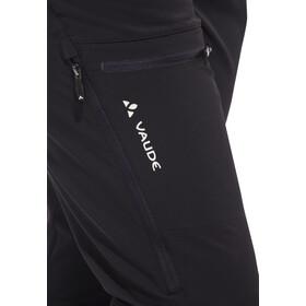 VAUDE Badile II Pantalones cortos Mujer, black